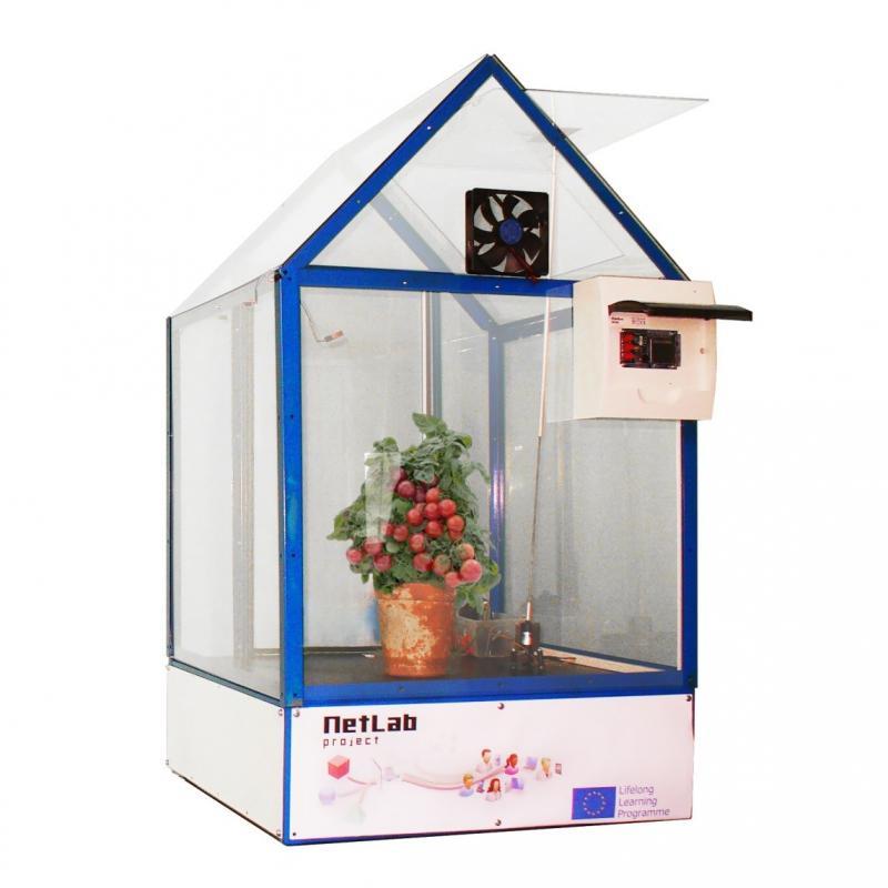 Tark kasvuhoone  (NetLab)